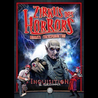 """Bildbeschreibung von """"Poster A1 Inquisition""""."""