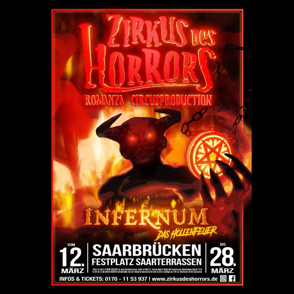 Poster A3 Infernum