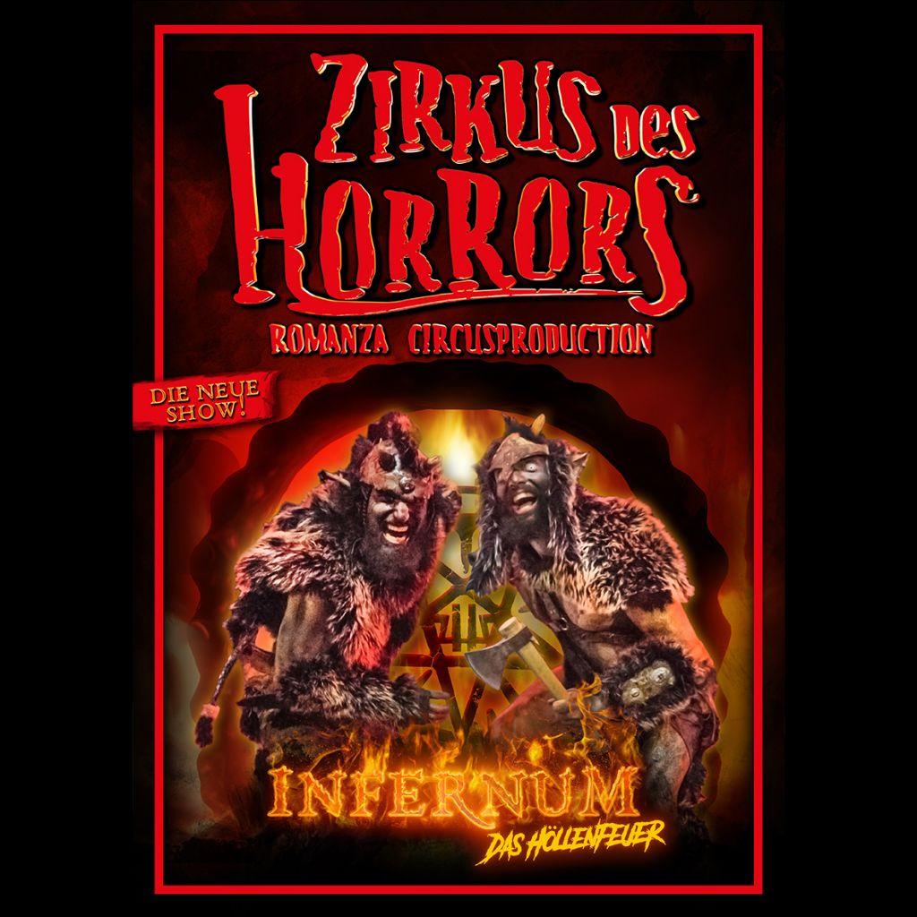 Poster A1 Infernum