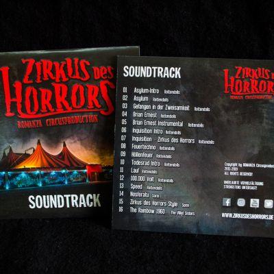 """Bildbeschreibung von """"Musik-CD""""."""