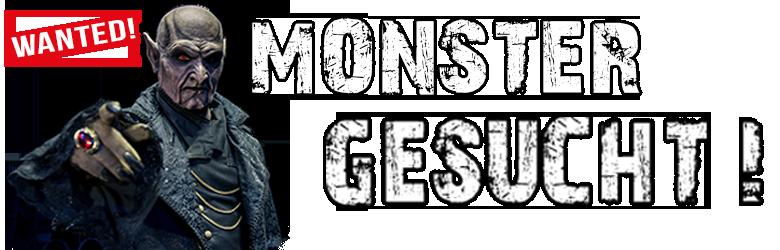Monster gesucht